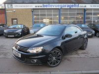 USED 2012 12 VOLKSWAGEN EOS 2.0 SPORT TDI BLUEMOTION TECHNOLOGY DSG 2d AUTO 139 BHP