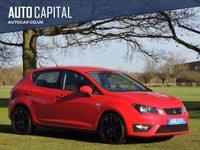 2014 SEAT IBIZA 1.2 TSI FR 5d 104 BHP £7590.00