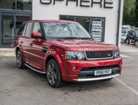 2012 LAND ROVER RANGE ROVER SPORT 3.0 SDV6 HSE LUXURY AUTOBIOGRAPHY 5d AUTO 255 BHP