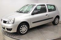 2008 RENAULT CLIO}