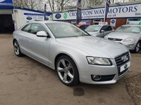 USED 2009 09 AUDI A5 2.0 TDI SPORT 3d 168 BHP 0%  FINANCE AVAILABLE ON THIS CAR PLEASE CALL 01204 317705