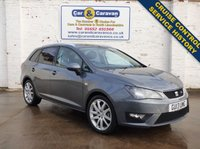 USED 2013 13 SEAT IBIZA 1.6 CR TDI FR 5d 104 BHP Service History Cruise Control 0% Deposit Finance Available