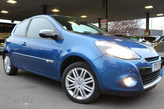 RENAULT CLIO at Derby Trade Cars