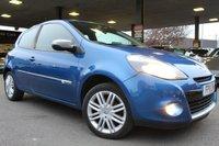 2011 RENAULT CLIO 1.1 DYNAMIQUE TOMTOM 16V 3d 75 BHP £2990.00