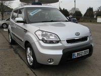 2011 KIA SOUL 1.6 2 CRDI 5d 127 BHP £4795.00