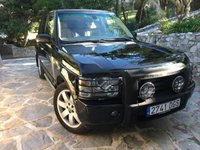 USED 2005 05 LAND ROVER RANGE ROVER VOGUE 3.0 DIESEL VOGUE LEFT HAND DRIVE