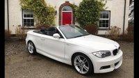 2010 BMW 1 SERIES 2.0 120D M SPORT 2d 175 BHP £5995.00