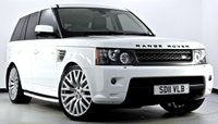USED 2011 11 LAND ROVER RANGE ROVER SPORT 3.0 TD V6 HSE 5dr Auto Stunning Looks with Great Spec