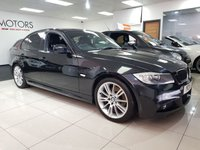 2011 BMW 3 SERIES 2.0 320D M SPORT 4d 181 BHP LEATHER £7990.00