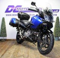 2008 SUZUKI DL 1000 K7 GT V-STROM £4395.00