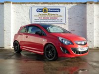 USED 2012 62 VAUXHALL CORSA 1.2 LIMITED EDITION 3d 83 BHP Air Con Low Insurance 51+MPG 0% Deposit Finance Available