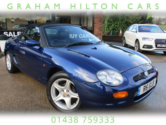 View our MG MGF