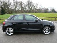 2013 AUDI A1 1.6 SPORTBACK TDI S LINE 5d 105 BHP £9995.00