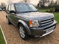 2009 LAND ROVER DISCOVERY 2.7 3 TDV6 GS 5d AUTO 188 BHP £11000.00