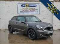 USED 2014 64 MINI PACEMAN 1.6 COOPER D ALL4 3d 112 BHP Full Service History Sensors 0% Deposit Finance Available
