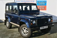 USED 1997 LAND ROVER DEFENDER 2.5 90 HT TDI 1d 111 BHP LOCALLY OWNED