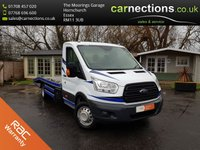 2015 FORD TRANSIT 2.2 350 C/C DRW 1d 124 BHP RECOVERY TRUCK £16495.00