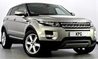USED 2011 61 LAND ROVER RANGE ROVER EVOQUE 2.2 SD4 Prestige Lux AWD 5dr Auto Pan Roof, Surround Cams, TV ++