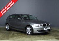 2010 BMW 1 SERIES 2.0 118D SE 5d 141 BHP £5990.00