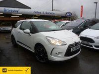 USED 2015 15 DS DS 3 1.2 PURETECH DSTYLE 3d 80 BHP