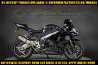 USED 2012 12 SUZUKI GSXR1000 L2 1000CC 0% DEPOSIT FINANCE AVAILABLE GOOD & BAD CREDIT ACCEPTED, OVER 500+ BIKES IN STOCK