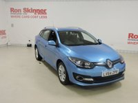 USED 2015 64 RENAULT MEGANE 1.5 DYNAMIQUE TOMTOM ENERGY DCI S/S 5d 110 BHP