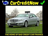 2012 MERCEDES-BENZ C CLASS 2.1 C220 CDI BLUEEFFICIENCY ELEGANCE 4d AUTO 168 BHP £12995.00