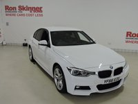 USED 2016 66 BMW 3 SERIES 2.0 320D M SPORT 4d AUTO 188 BHP with Heated Seats + Sun Protection Glass