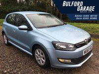USED 2010 60 VOLKSWAGEN POLO 1.2 BLUEMOTION TDI 5d 74 BHP