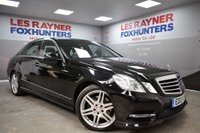 2013 MERCEDES-BENZ E CLASS 2.1 E220 CDI BLUEEFFICIENCY S/S SPORT 4d AUTO 170 BHP £11999.00