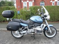 USED 1998 BMW R SERIES  R 1100 R  Very Low Mileage, Superb Condition, 12 Month MOT, BMW Panniers, Givi Topbox
