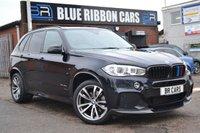 USED 2014 64 BMW X5 3.0 XDRIVE40D M SPORT 5d AUTO 309 BHP M PERFORMANCE KIT, 7 SEATS