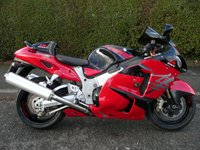 USED 2006 06 SUZUKI GSX 1300 R HAYABUSA RK5  Full History, Low Mileage, 12 Month MOT