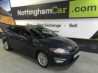 USED 2013 63 FORD MONDEO ZETEC BUSINESS EDITION TDCI