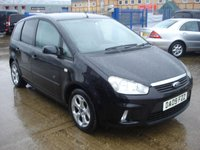 2009 FORD C-MAX}