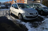 2006 RENAULT CLIO 1.1 EXTREME 16V 3d 75 BHP £490.00