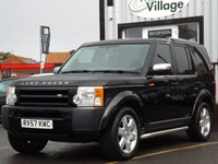USED 2007 57 LAND ROVER DISCOVERY 2.7 3 TDV6 GS 5d AUTO 188 BHP 10 SERVICE STAMPS FULL HISTORY, LONG MOT - NO ADVISORIES, AND FANTASTIC CONDITION INSIDE & OUT