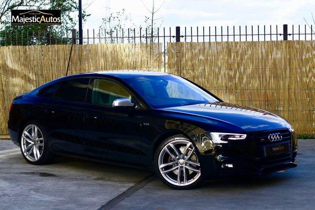 2015 65 AUDI A5 3.0 S5 SPORTBACK TFSI QUATTRO BLACK EDITION 5d AUTO 328 BHP