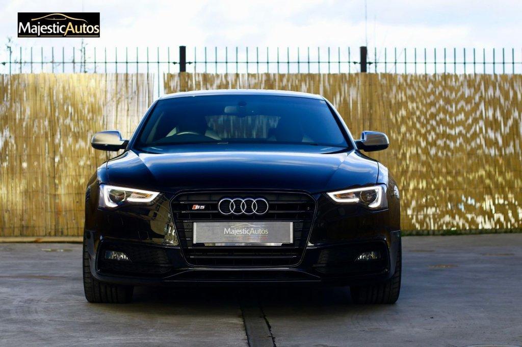 2015 Audi A5 S5 Sportback Tfsi Quattro Black Edition