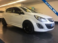 2015 VAUXHALL CORSA 1.2 LIMITED EDITION 5d 83 BHP £6795.00