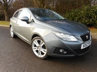 USED 2012 12 SEAT IBIZA 1.4 SPORTRIDER 3d 85 BHP * 1 Owner*