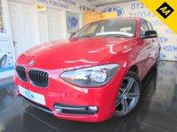USED 2014 64 BMW 1 SERIES 1.6 114I SPORT 5d 101 BHP
