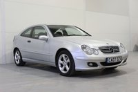 2007 MERCEDES-BENZ C CLASS 1.8 C180 KOMPRESSOR SE SPORTS 3d AUTO 141 BHP £4890.00
