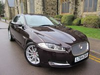 2014 JAGUAR XF 2.2 D PREMIUM LUXURY 4d AUTO 200 BHP £SOLD