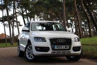 2012 AUDI Q5 2.0 TDI QUATTRO SE AUTO 170 BHP £13950.00