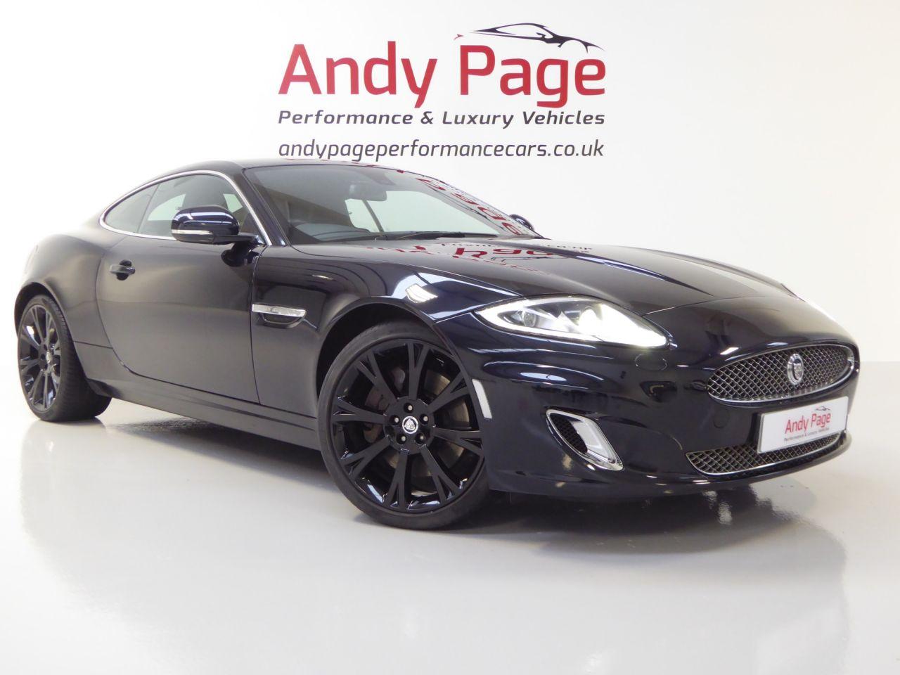2012 Jaguar XK Artisan Special Edition £27,450