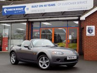 USED 2008 08 MAZDA MX-5 1.8 I 2d 125 BHP ** Previously sold by us **