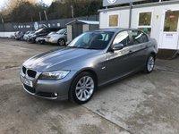 2010 BMW 3 SERIES 2.0 318D SE 4d 141 BHP £5800.00