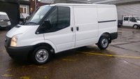 2012 FORD TRANSIT 2.2 260 LR 1d 99 BHP 2 OWNERS NO VAT TO ADD //// £SOLD