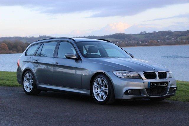 2010 10 BMW 3 SERIES 2.0 320D M SPORT TOURING 5d 181 BHP